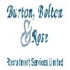 Burton, Bolton & Rose Recruitment Agency Ltd.