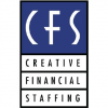 Creative Financial Staffing.
